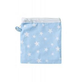 Непромокаемый конверт, Звезды, , 9.80 руб., Непромокаемый конверт, Звезды, Littlepirate — Многоразовые ЭКОпрокладки, Менструальные Чаши и прокладки