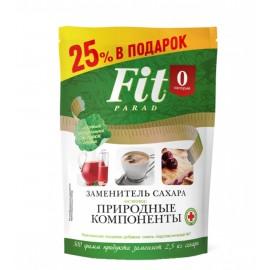 Заменитель сахара ФитПарад №7, 500гр, , 29.20 руб., Заменитель сахара ФитПарад №7, 500гр, ФитПарад — производитель продуктов для здорового питания, Сахарозаменители