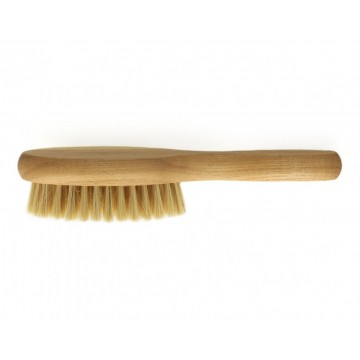 Расческа-щетка для волос из натурального бука, щетина вепрь