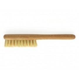 Расческа (тонкая) для волос из натурального бука, щетина кактус, , 11.30 руб., Расческа (тонкая) для волос из натурального бука, щетина кактус, СпивакЪ - Мыловаренная компания, Сопутствующие товары