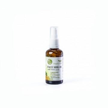 Сыворотка для лица с АНА-кислотами для сухой и чувствительной кожи, 50мл