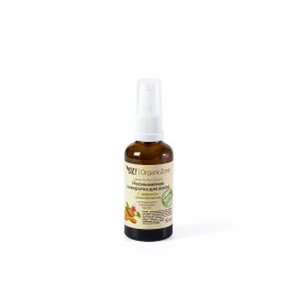 Несмываемая сыворотка для волос с ламинирующим эффектом на миндальном и аргановом маслах, 50 мл, , 15.30 руб., Несмываемая сыворотка для кончиков волос, OZ! OrganicZone — натуральная косметика, Шампуни и маски OZ! ORGANIC ZONE
