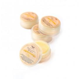 Воск для ногтей и кутикулы «Лимон», 5мл, , 5.80 руб., Воск для ногтей и кутикулы «Лимон», 5мл, OZ! OrganicZone — натуральная косметика, Твердые масла