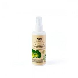 Несмываемый спрей-кондиционер для волос с эффектом ламинирования с маслом брокколи и протеинами пшеницы, 110 мл, , 15.30 руб., Несмываемый спрей-кондиционер для волос с эффектом ламинирования, OZ! OrganicZone — натуральная косметика, Шампуни и маски OZ! ORGANIC ZONE