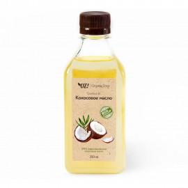 Кокосовое масло рафинированное, 250мл, , 13.50 руб., Кокосовое масло рафинированное, 250мл, OZ! OrganicZone — натуральная косметика, Натуральные масла