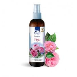 """Гидролат розы """"Розовая вода"""", 250мл, , 17.50 руб., Гидролат розы """"Розовая вода"""", 250мл, Душистый мир - Алуштинские гидролаты, Гидролаты и тоники"""