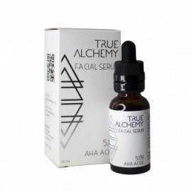 Сыворотка AHA Acids 5,1% True Alchemy Levrana, 30 мл