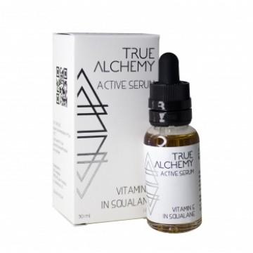 Vitamin E in Squalane (Витамин Е в Сквалане) True Alchemy Levrana, 30 мл