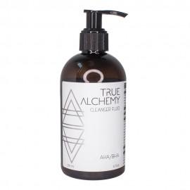 Флюид для умывания Cleanser Fluid AHA/BHA True Alchemy Levrana, 300 мл