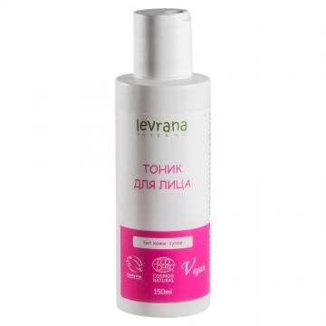 Тоник для сухой кожи Levrana, 150 мл