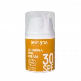 Солнцезащитный крем для тела Календула, SPF30 Levrana, 50 мл