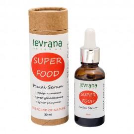 Сыворотка для лица «SUPER FOOD» Levrana, 30 мл