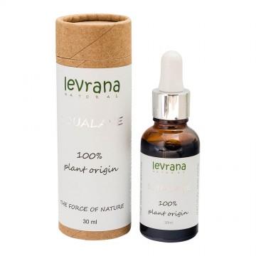 Сыворотка 100% натуральный растительный Сквалан Levrana, 30 мл