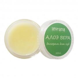 Бальзам для губ Алоэ Вера Levrana, 10 мл, , 5.60 руб., Бальзам для губ Алоэ Вера Levrana, 10 мл, Levrana Organic, Уход для губ