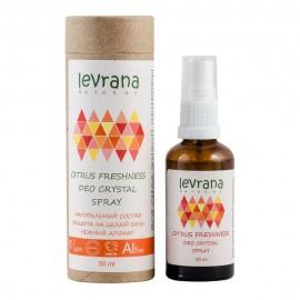 Дезодорант «Цитрусовая свежесть» Levrana, 50 мл