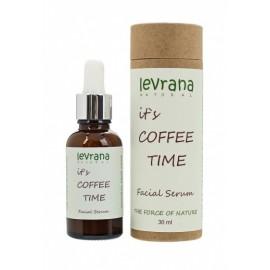 "Сыворотка для лица ""It`s coffee time"" Levrana, 30 мл"