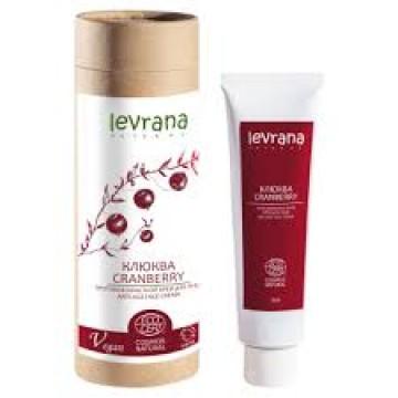 Клюква, антивозрастной крем для лица (40+) Levrana, 50 мл