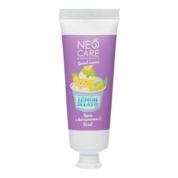 "Крем для лица с витамином С ""Lemon jelato"" Neo Care Levrana, 30 мл"