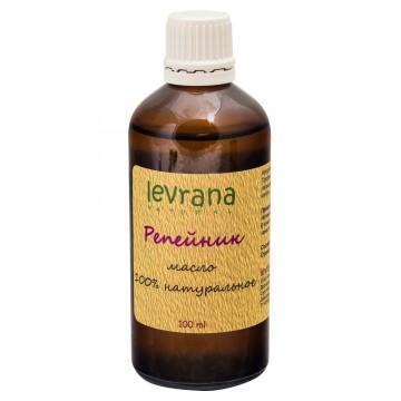 Репейное масло натуральное Levrana, 100 мл