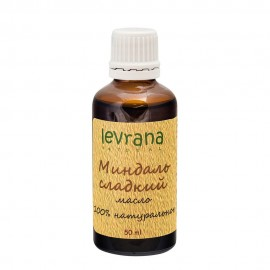 Миндаля масло натуральное Levrana, 50 мл, , 5.80 руб., Миндаля масло натуральное Levrana, 50 мл, Levrana, Натуральные масла