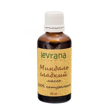 Миндаля масло натуральное Levrana, 50 мл