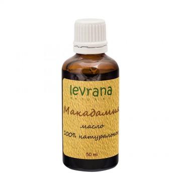 Макадамии масло натуральное Levrana, 50 мл