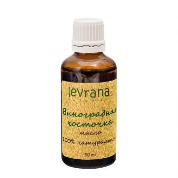 Масло виноградной косточки Levrana, 50 мл
