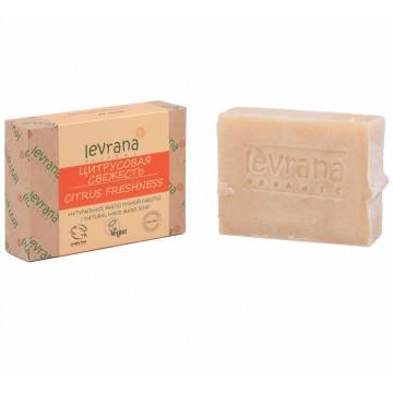 Мыло Цитрусовая свежесть Levrana, 100 гр