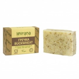"""Мыло """"Гречка"""" Levrana, 100 гр, , 5.20 руб., Мыло """"Гречка"""" Levrana, 100 гр, Levrana, Натуральное мыло"""
