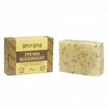 Мыло Гречка Levrana, 100 гр
