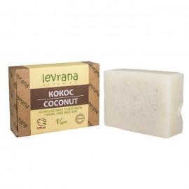 Мыло Кокос Levrana, 100 гр