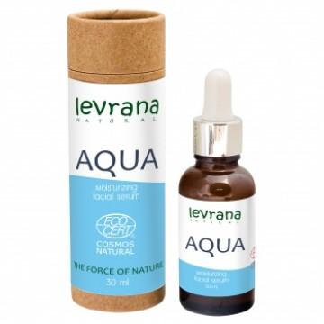 """Увлажняющая сыворотка для лица """"AQUA"""" Levrana, 30 мл"""