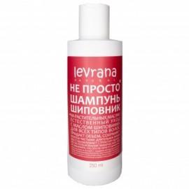 Не просто шампунь «Шиповник» Levrana, 250 мл, , 13.80 руб., Не просто шампунь «Шиповник», Levrana, Уход для волос от Levrana