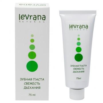 Зубная паста «Свежесть дыхания» Levrana, 75 мл