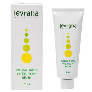 Зубная паста «Укрепление дёсен» Levrana, 75 мл