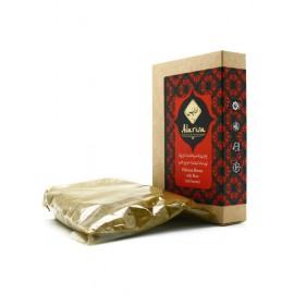 Пакистанская хна для волос с розой (рыже-коричневая) «Adarisa», 100 г, , 27.80 руб., Пакистанская хна для волос с розой (рыже-коричневая) 100 г, Adarisa - натуральная косметика из Кувейта., Окрашивание волос