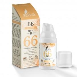 BB Крем ухаживающий солнцезащитный с тонирующим эффектом №66 Sand Beige, 30 мл