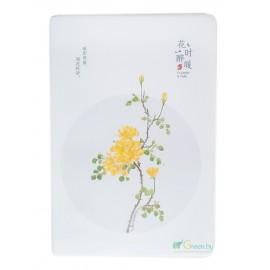 """Блокнот в виниловой обложке """"Желтая роза"""", , 12.00 руб., Блокнот """"Желтая роза"""", , Блокноты"""