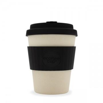 Кофейная эко-чашка: Черная природа, 350мл, Ecoffee cup