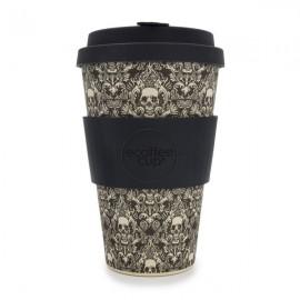 Кофейная эко-чашка: Черепа, 400мл, Ecoffee cup