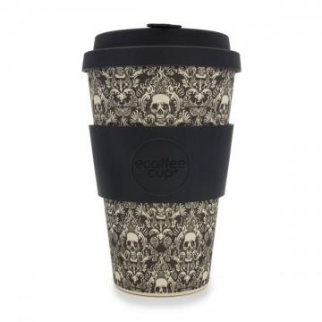 Кофейная эко-чашка: Черепа, 400мл, Кофейная эко-чашка: Черепа, 400мл, Ecoffee cup