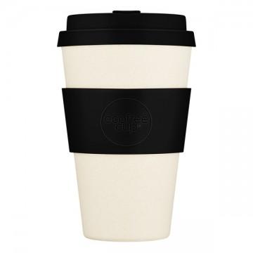 Кофейная эко-чашка: Черная природа, 400мл, Сoffee Cup