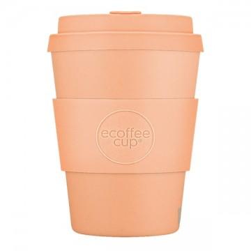 Кофейная эко-чашка: Счастливый час в Каталине, 350мл, Ecoffee cup