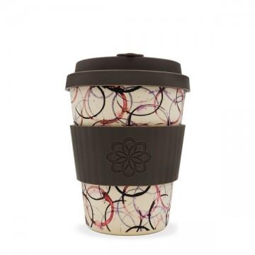 Кофейная эко-чашка: Дорога жизни, 350мл, Ecoffee cup