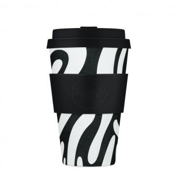 Кофейная эко-чашка: Бег Манаса, 400мл, Ecoffee cup