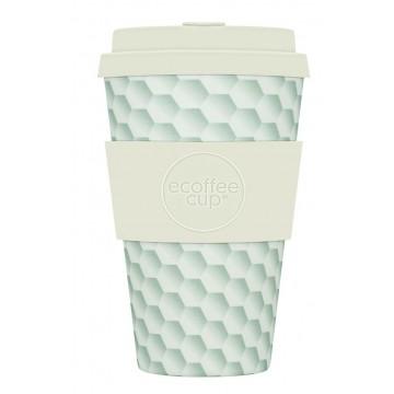Кофейная эко-чашка: Си белов, 400мл, Ecoffee cup