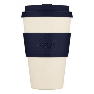 Кофейная эко-чашка: Синяя природа, 400мл, Ecoffee cup