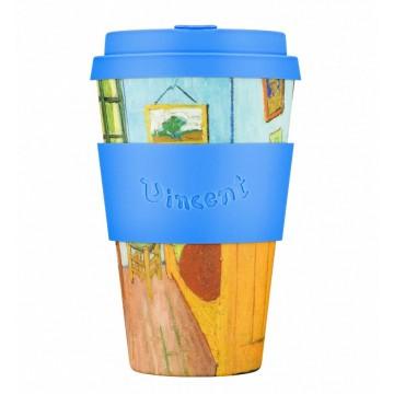 Кофейная эко-чашка: Спальня, 400мл, Ecoffee cup