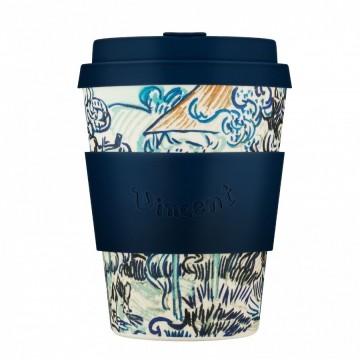 Кофейная эко-чашка: Виноградник, 350мл, Ecoffee cup