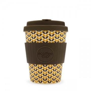 Кофейная эко-чашка: Вязание, 350мл, Ecoffee cup